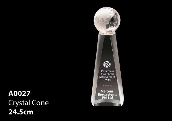 Crystal Cone