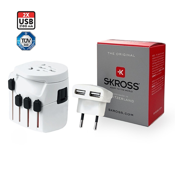 Skross World Adaptor..