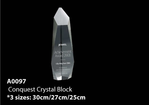 Conquest Crystal Blo..