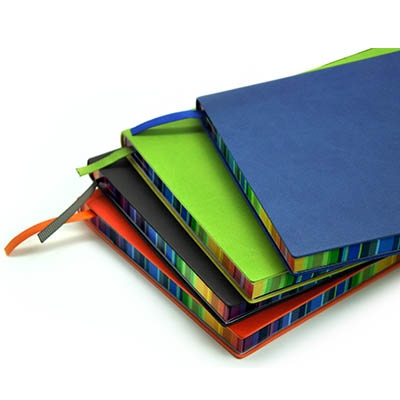 Jotter notebook with..