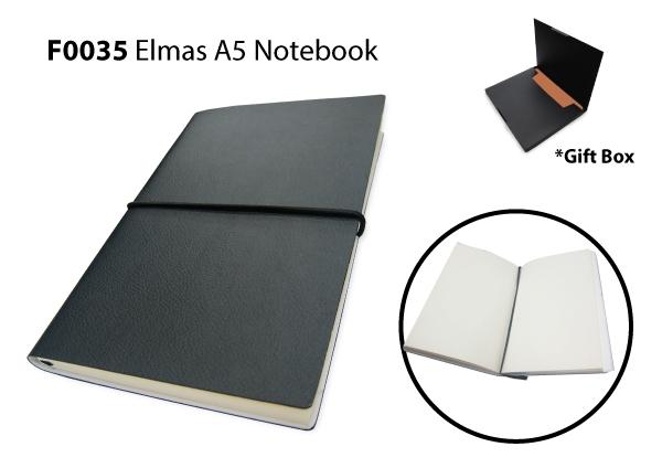 Elmas Notebook A5