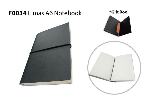 Elmas Notebook A6