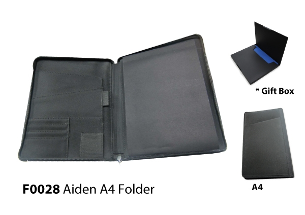 A4 Aiden Folder