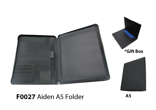 A5 Aiden Folder