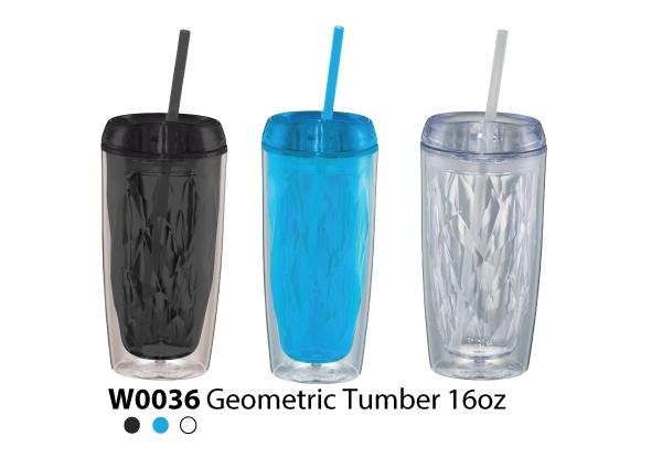 Geometric Tumbler 16..