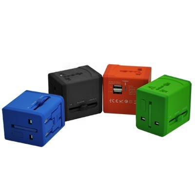 Travel Adapter with ..