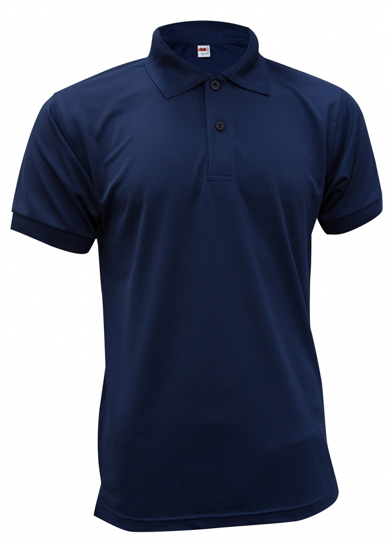 Dri Fit Polo-Navy