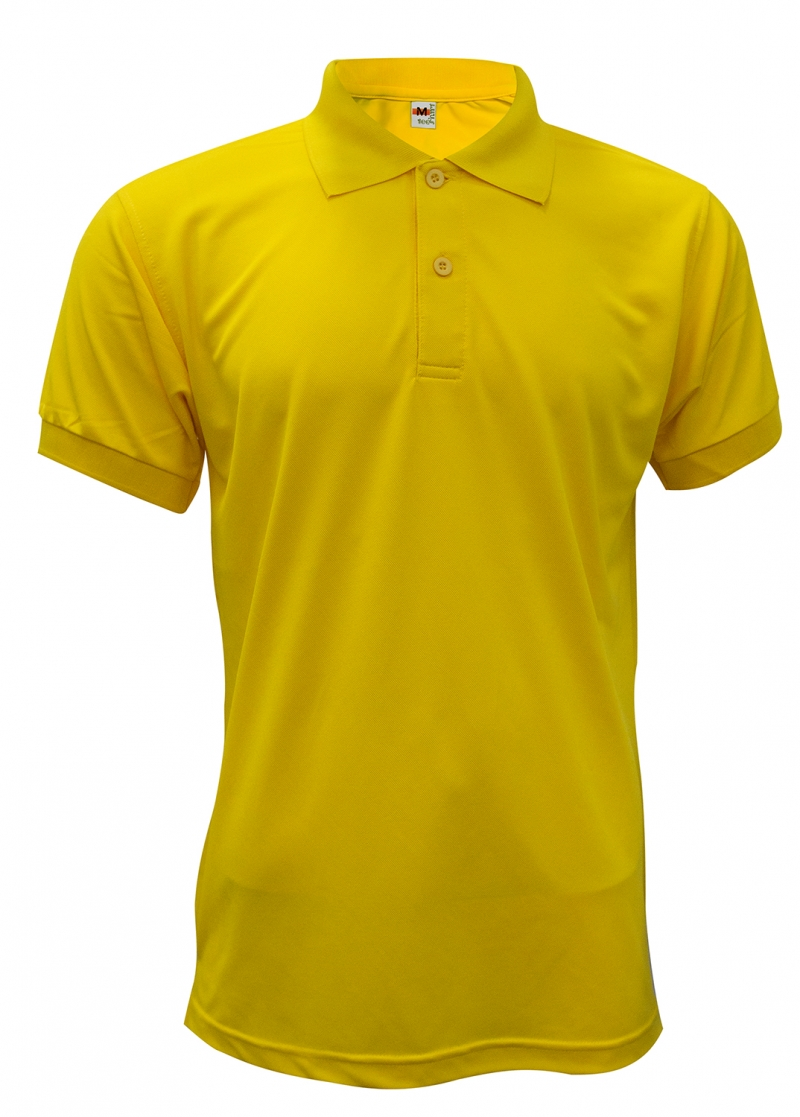 Dri Fit Polo - Yello..