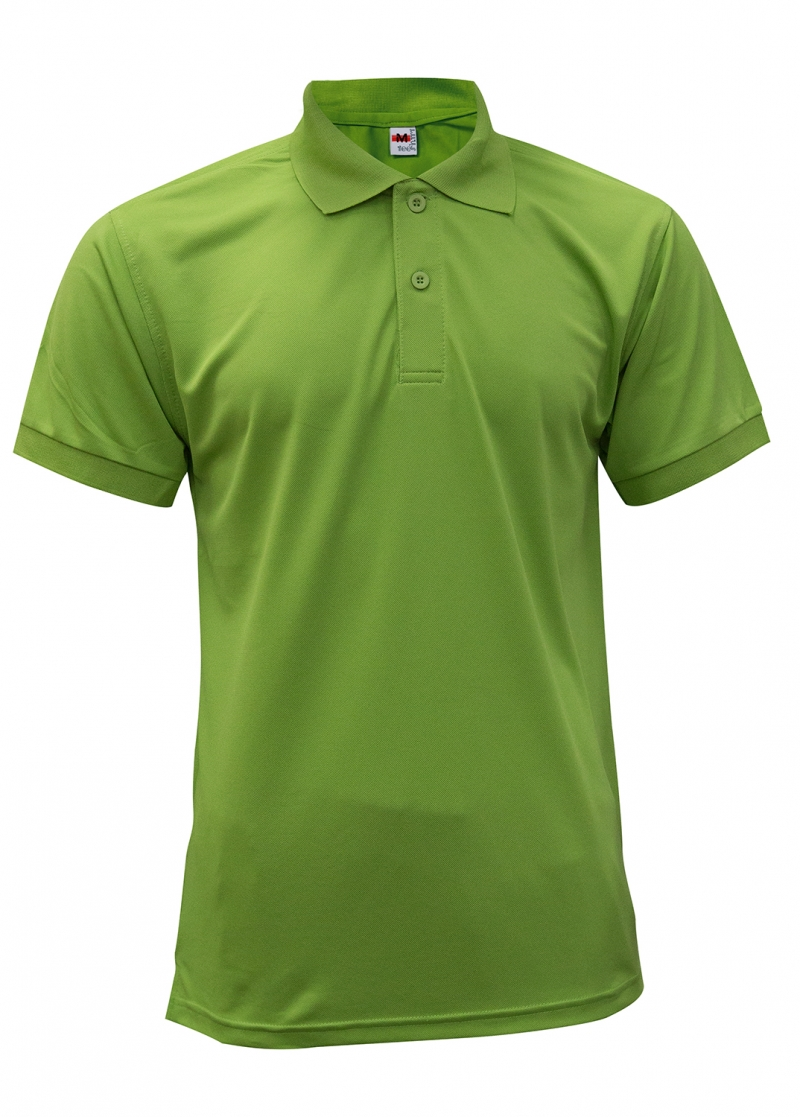 Dri Fit Polo - Green