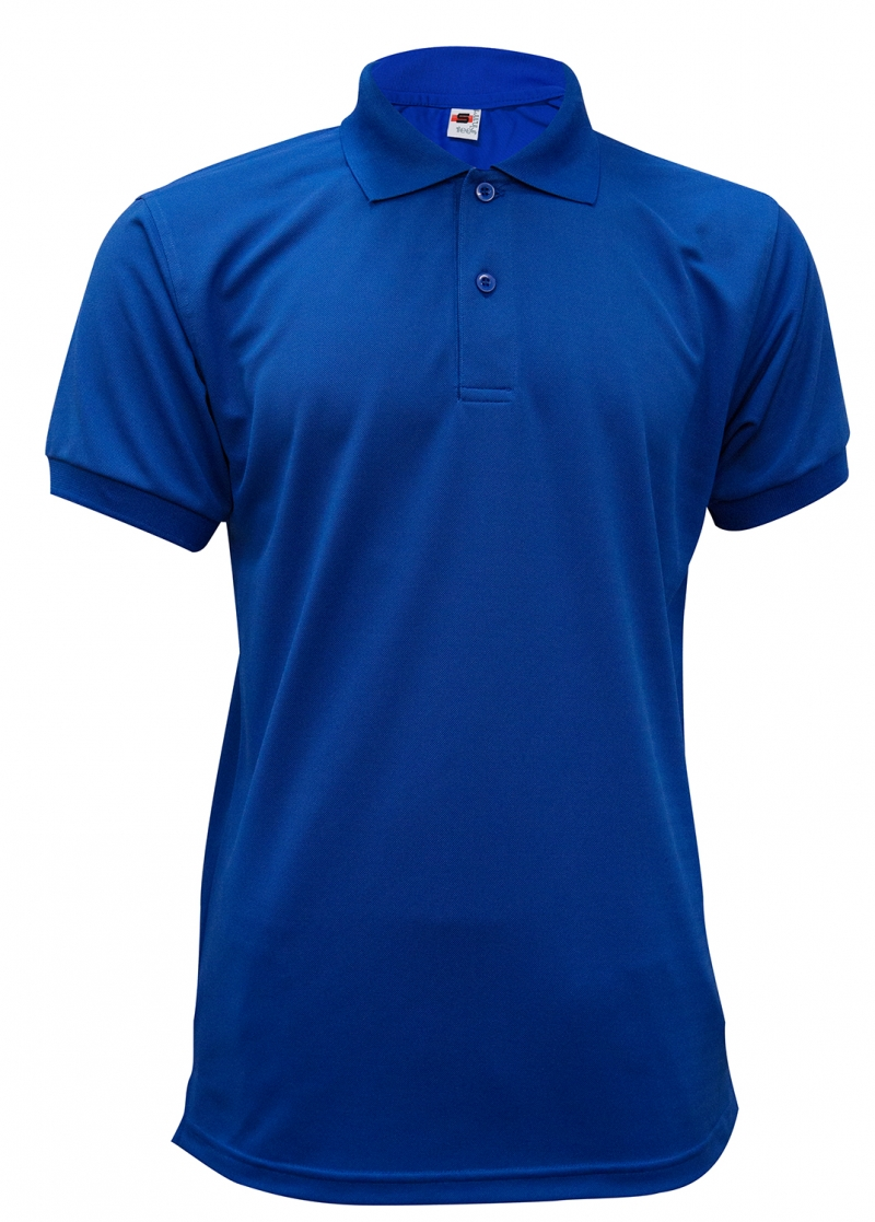 Dri Fit Polo-Royal b..