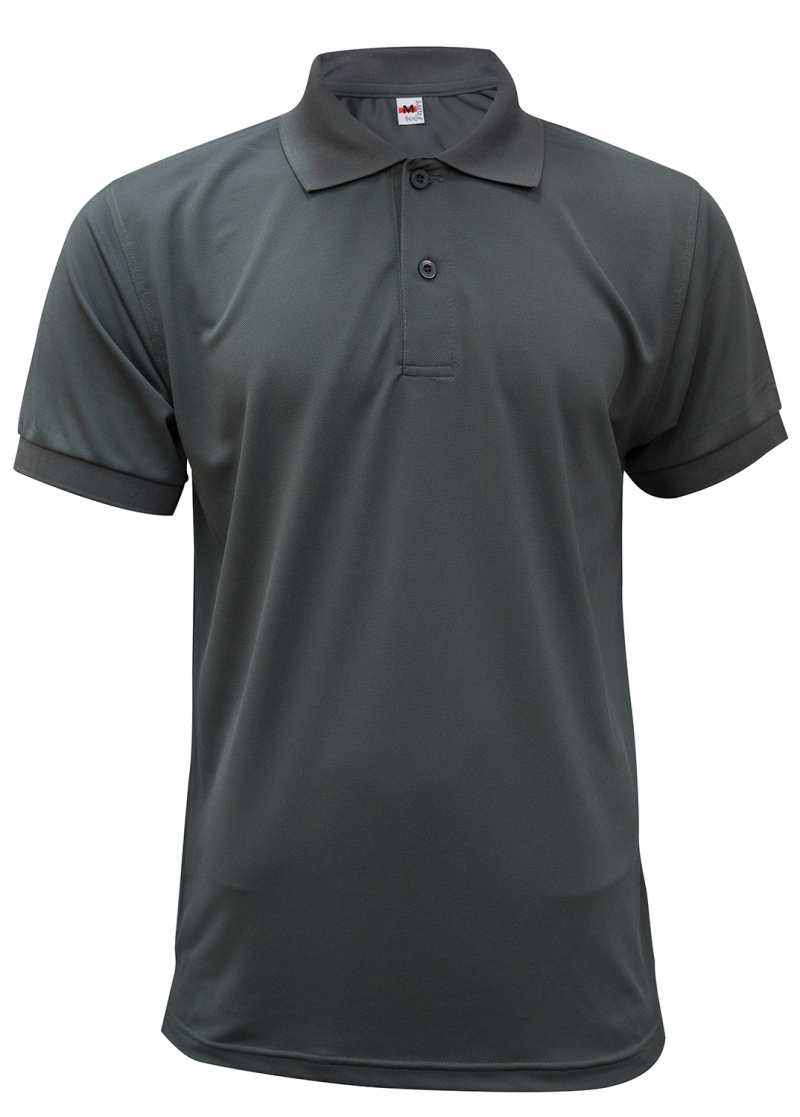 Dri Fit Polo-Grey