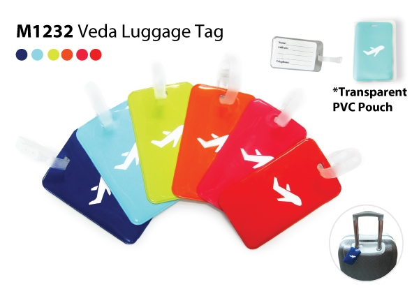 Veda Luggage Tag
