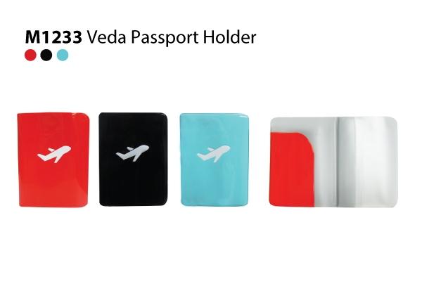 Veda Passport Holder