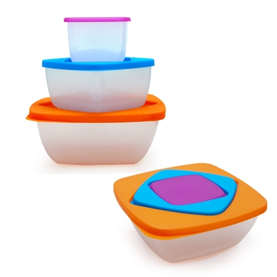 3 in 1 lunch box