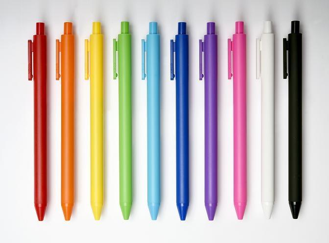 Soft Gel Pen