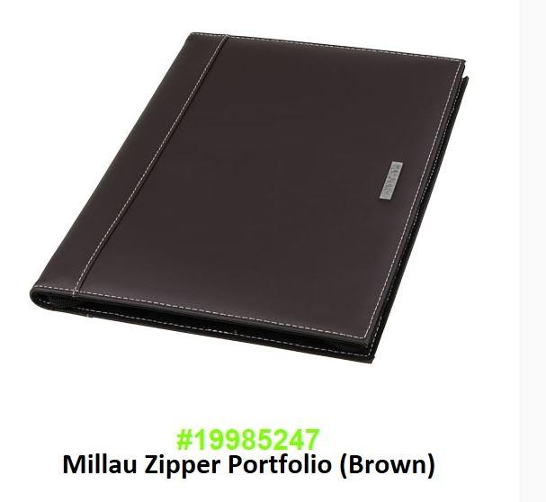 Millau Zipper Portfo..