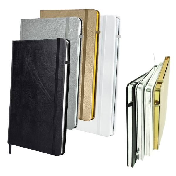 A5 Metallic Notebook