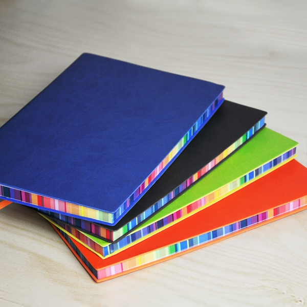 A5 Notebook with Rai..