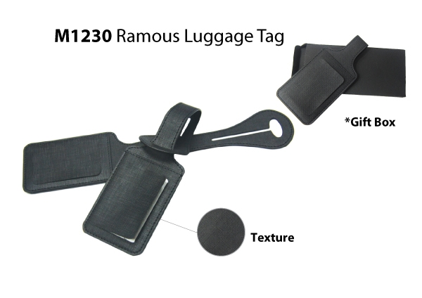 Ramous Luggage Tag Myproline