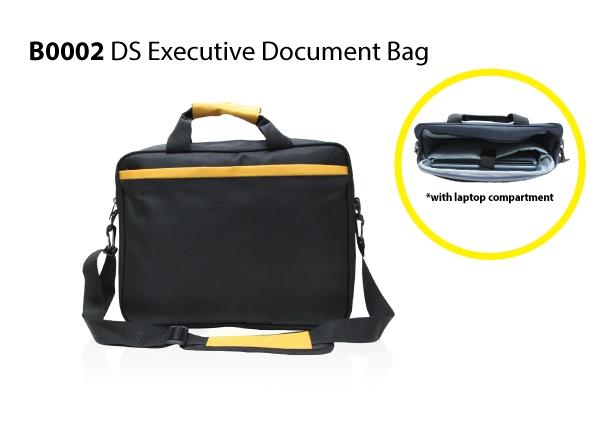 ds executive document bag myproline. Black Bedroom Furniture Sets. Home Design Ideas